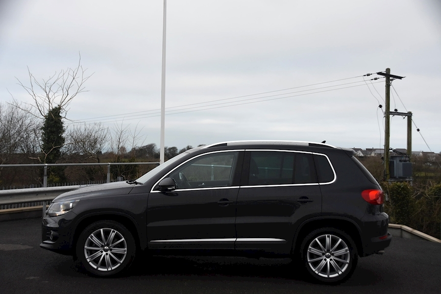 Volkswagen Tiguan Match Edition Tdi Bmt - Large 7