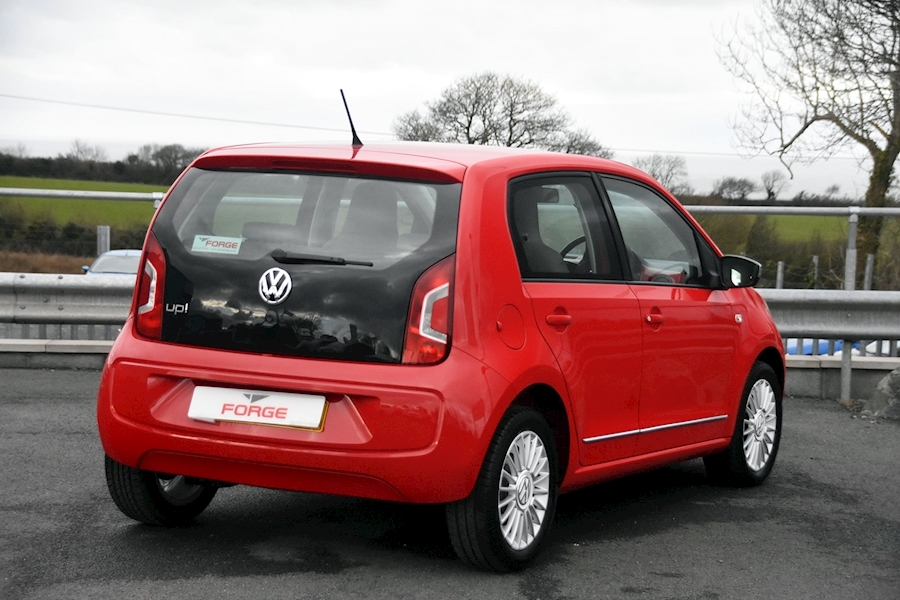Volkswagen Up High Up - Large 3