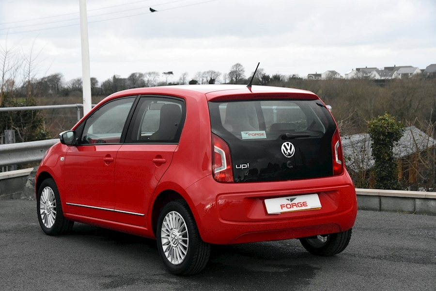 Volkswagen Up High Up - Large 5