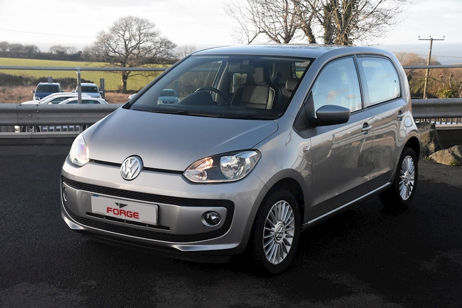 Volkswagen Up High Up - Large 0
