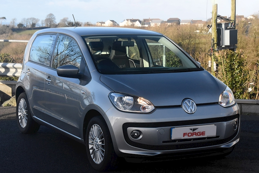 Volkswagen Up High Up - Large 2