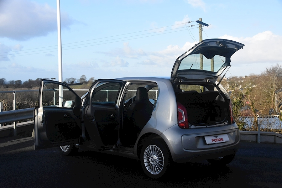 Volkswagen Up High Up - Large 6