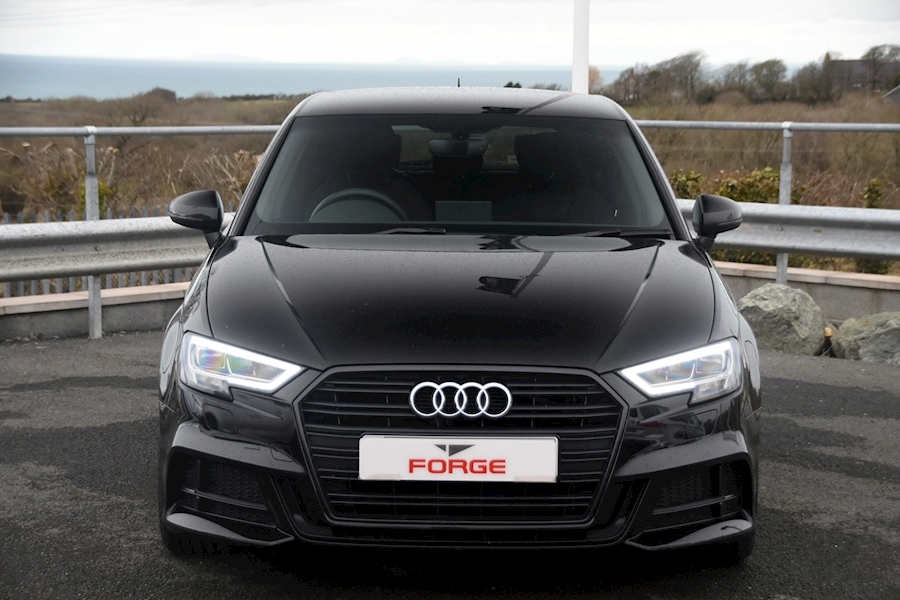 Audi A3 Tdi S Line Black Edition - Large 1