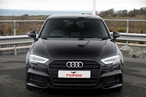 A3 Tdi S Line Black Edition Hatchback 2.0 Manual Diesel