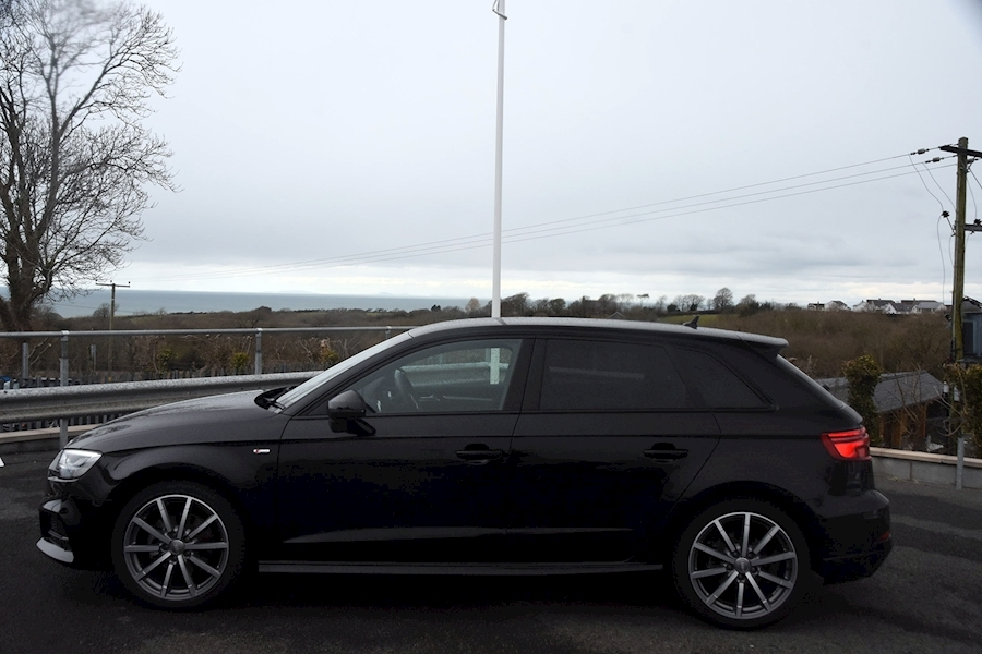 Audi A3 Tdi S Line Black Edition - Large 7
