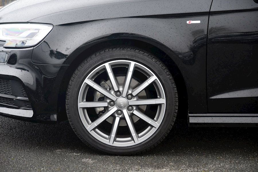 Audi A3 Tdi S Line Black Edition - Large 8