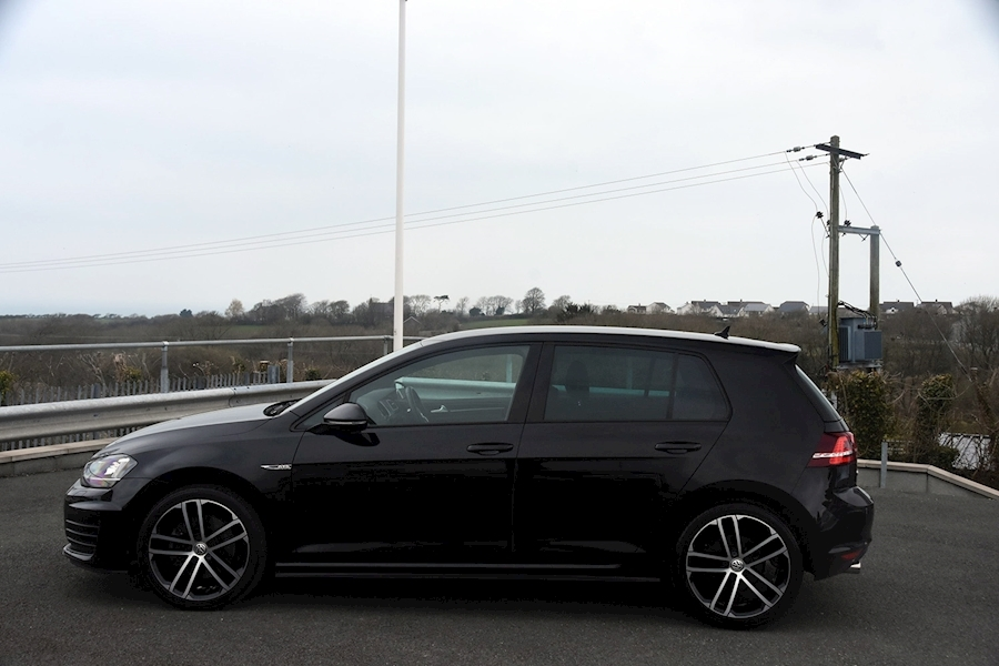 Volkswagen Golf Gtd - Large 7
