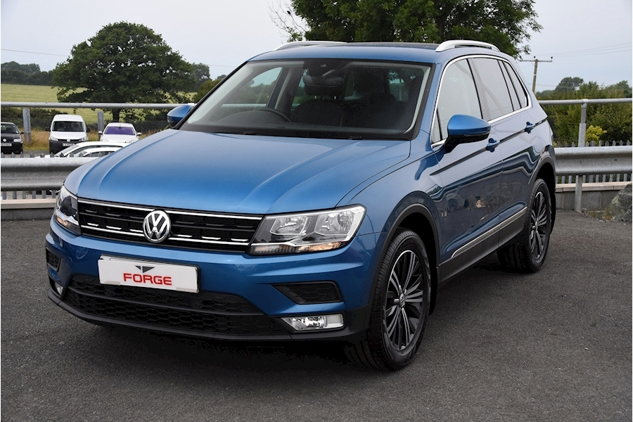 Tiguan Se Tdi Bmt 4Motion Estate 2.0 Manual Diesel