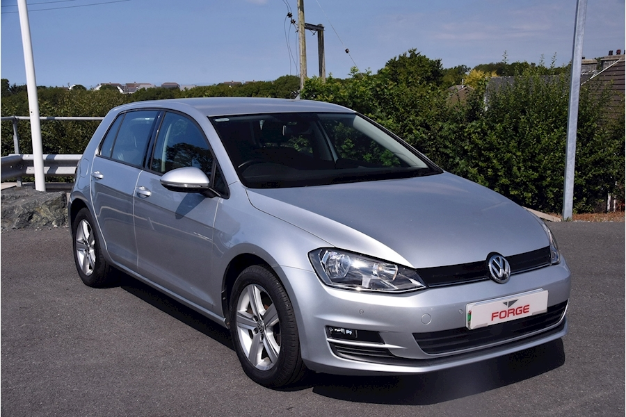 Volkswagen Golf Match Tsi Bluemotion Technology - Large 2