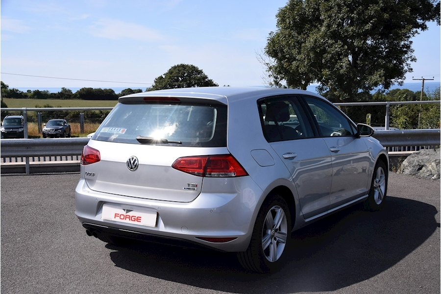 Volkswagen Golf Match Tsi Bluemotion Technology - Large 3