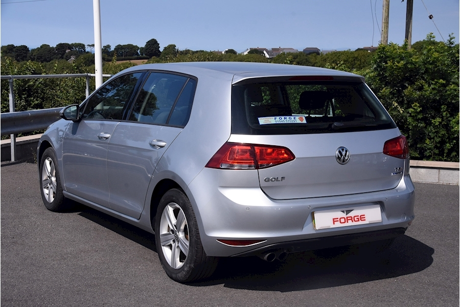 Volkswagen Golf Match Tsi Bluemotion Technology - Large 5