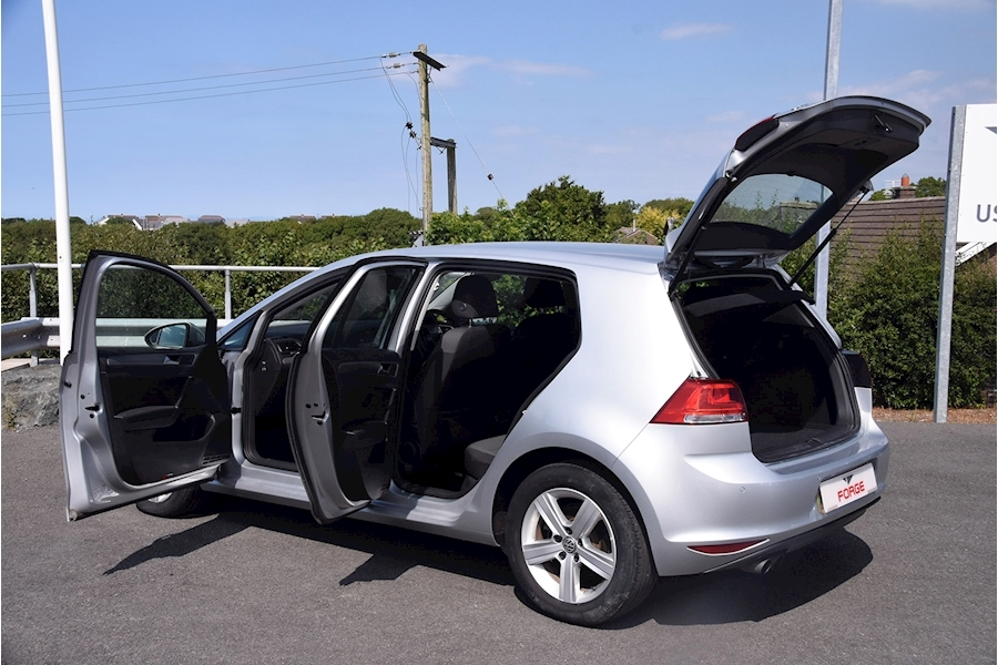 Volkswagen Golf Match Tsi Bluemotion Technology - Large 6