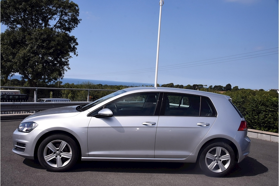 Volkswagen Golf Match Tsi Bluemotion Technology - Large 7