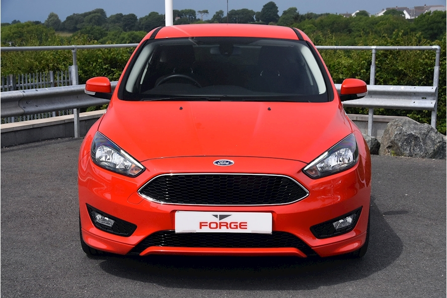Ford Focus Zetec S Tdci - Large 1