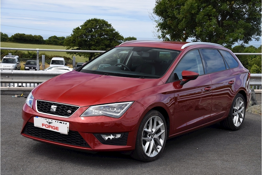 Seat Leon Tdi Fr Technology - Large 0