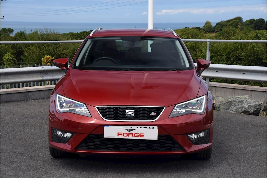 Seat Leon Tdi Fr Technology - Large 1