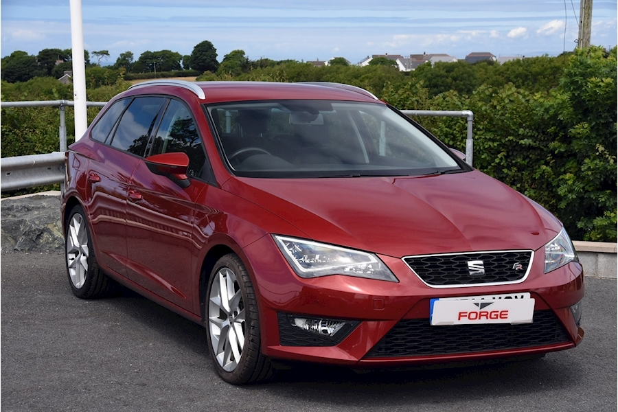 Seat Leon Tdi Fr Technology - Large 2