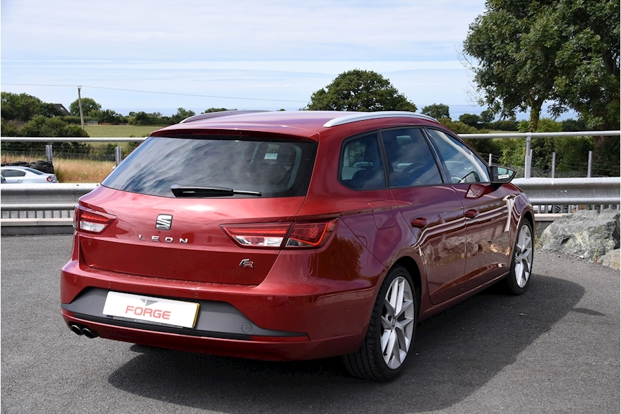 Seat Leon Tdi Fr Technology - Large 3
