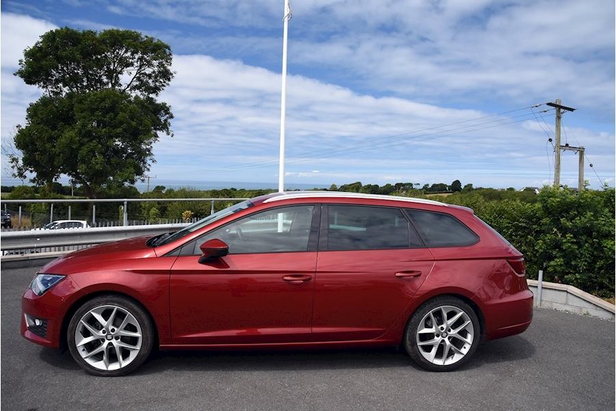 Seat Leon Tdi Fr Technology - Large 7