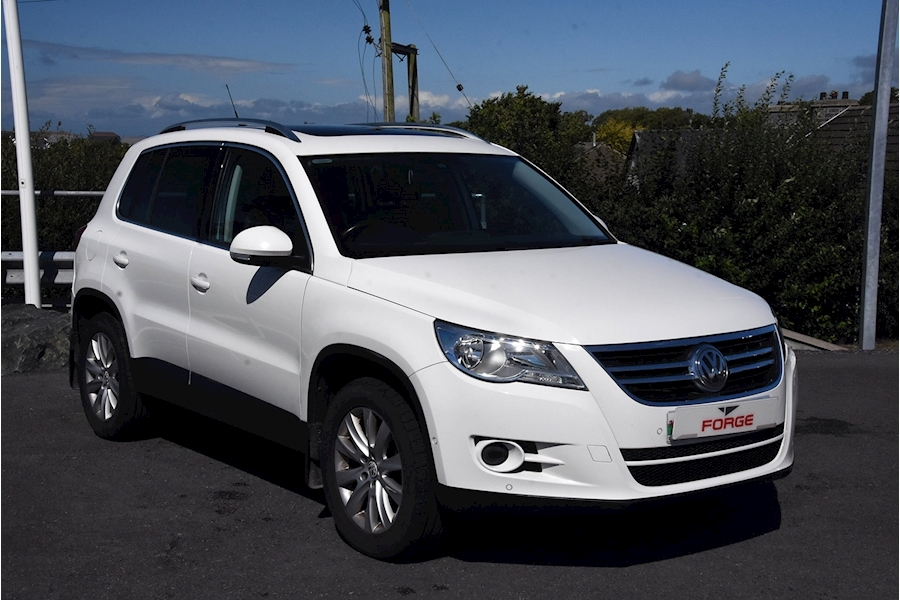 Volkswagen Tiguan Match Tdi 4Motion - Large 2