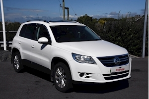 Tiguan Match Tdi 4Motion 2.0 5dr Estate Manual Diesel