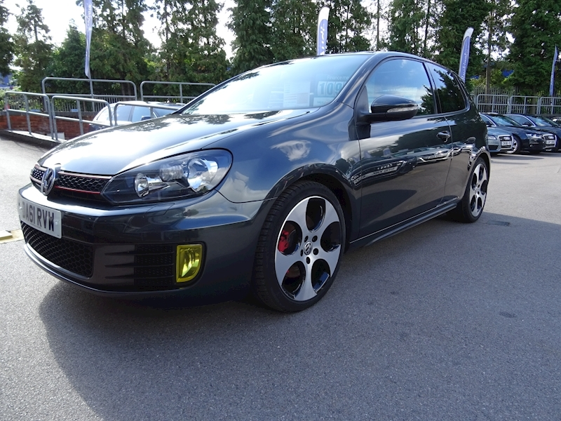 Volkswagen Golf 2.0Tsi  Gti (LEATHER+NAV+SUNROOF