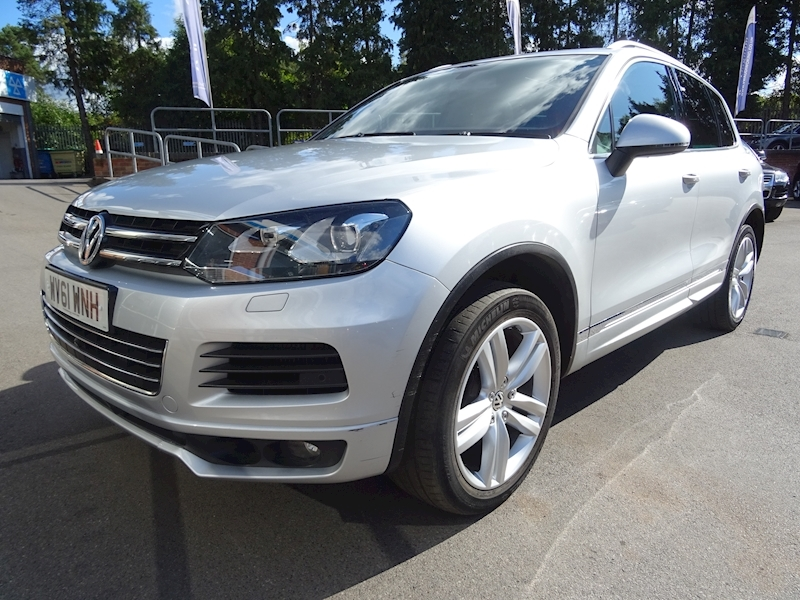 Volkswagen Touareg 3.0 V6 Altitude Tdi Bluemotion Tech (PAN ROOF+NAV+LEATHER)