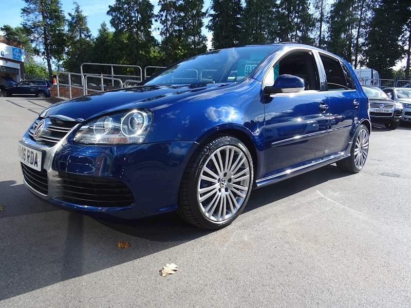 Volkswagen Golf 3.2 R32 (NAV SUNROOF LEATHER)