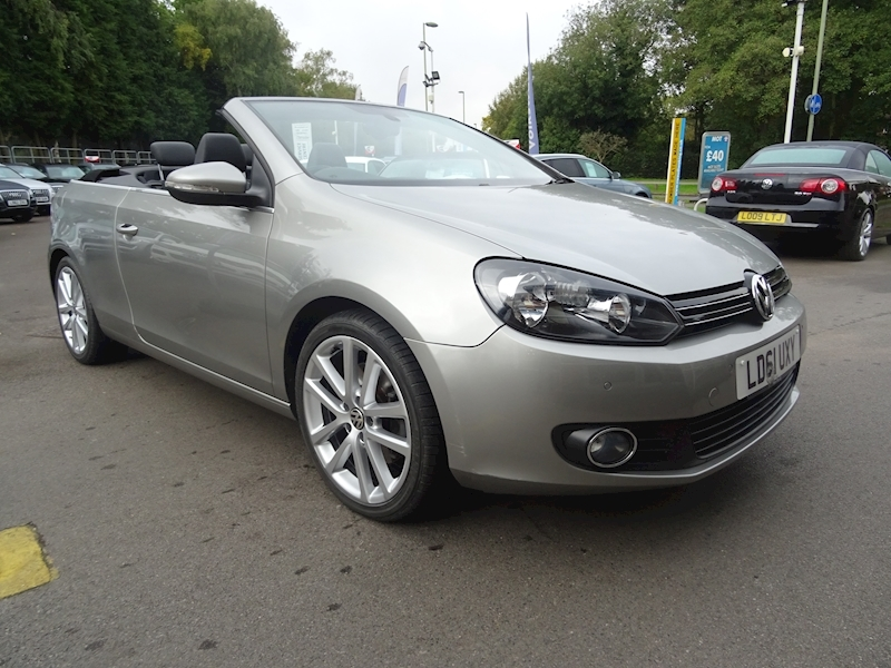 Volkswagen Golf 1.4 Gt Tsi Dsg (HEATED LEATHER)