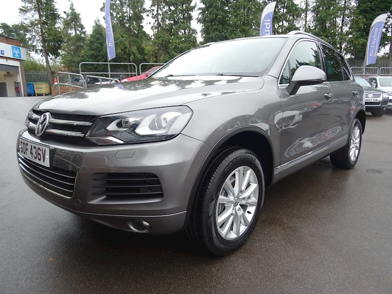 Volkswagen Touareg 3.0 V6 Se Tdi Bluemotion Technology (MASSIVE SPEC)