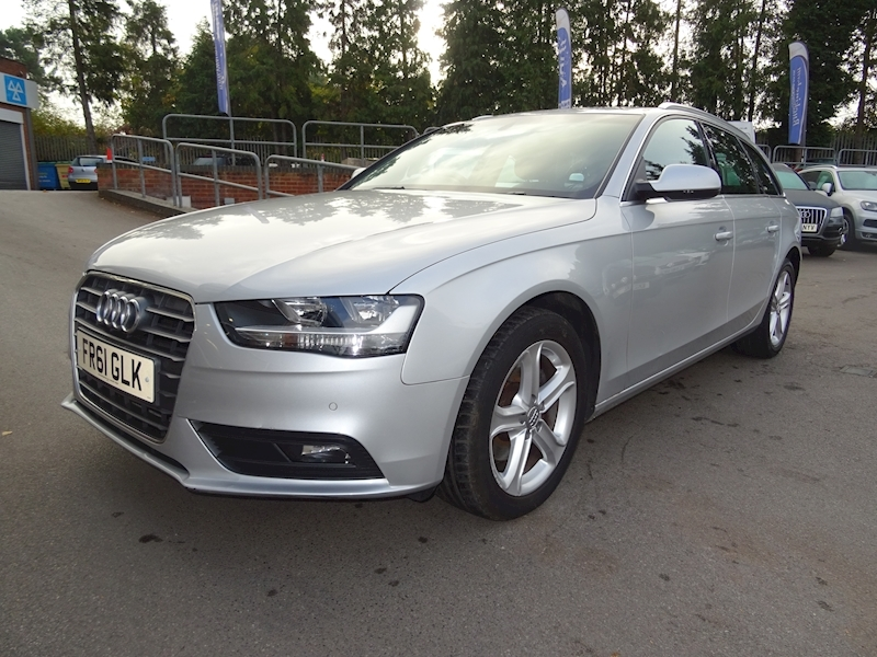 Audi A4 2.0 Avant Tdi Se (SAT NAV+LEATHER)