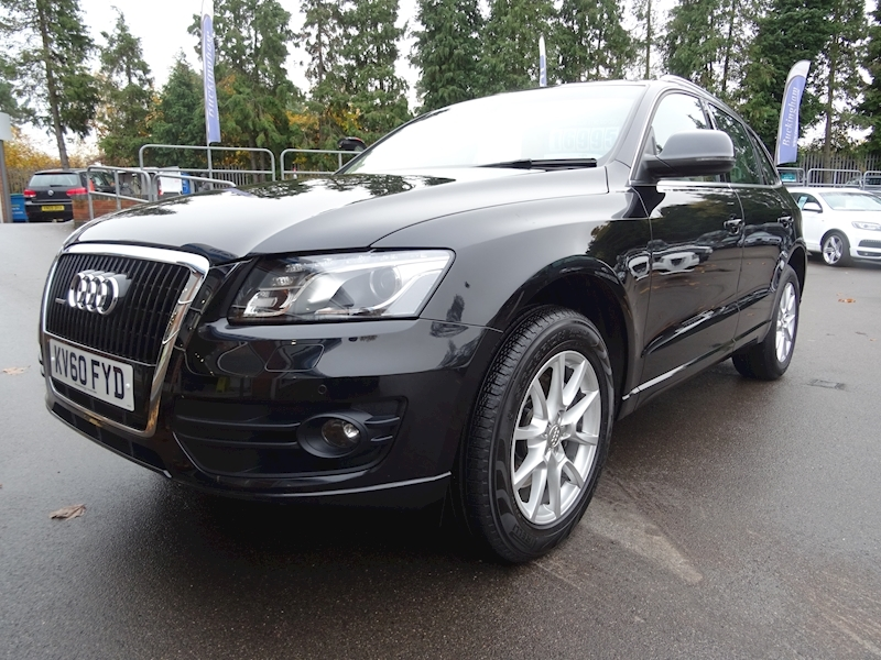 Audi Q5 3.0 Tdi Quattro Se (FULLY LOADED)