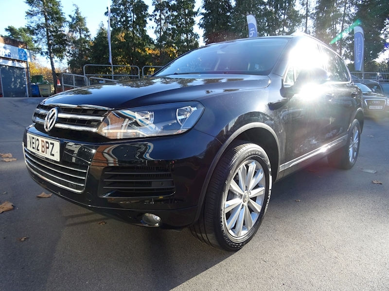 Volkswagen Touareg 3.0 V6 Se Tdi Bluemotion Technology (HUGE SPEC)