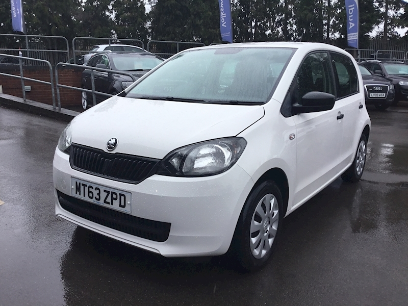 Skoda Citigo 1.0 S 12V (ONE LADY OWNER)