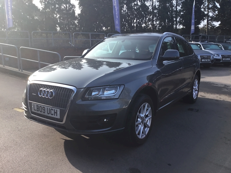 Audi Q5 2.0 Tfsi Quattro S(SAT NAV+NAPPA HEATED LEATHER)