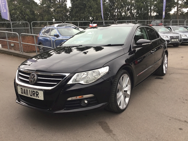 Volkswagen Passat 2.0 Gt Tdi Bluemotion Technology Cc Dsg (FULLY LOADED)