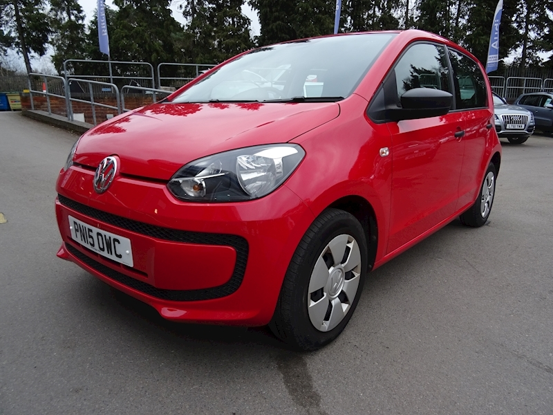 Volkswagen Up 1.0 Take Up ZERO DEPOSIT FINANCE)