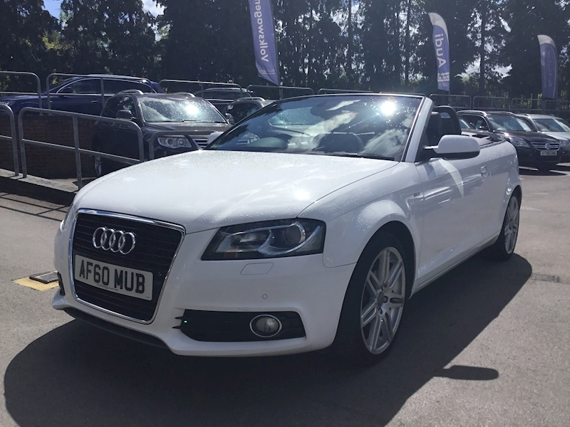 Audi A3 2.0 Tfsi S Line 200bhp (NAV+LEATHER+BOSE)