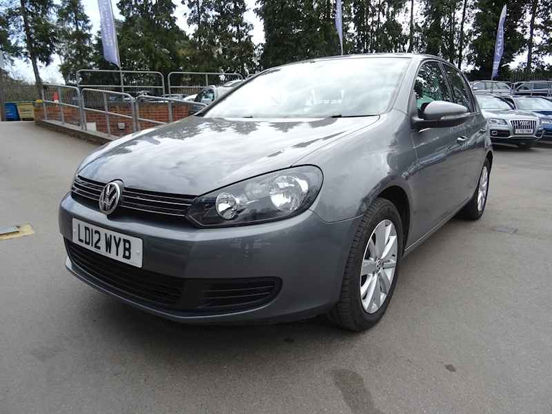 Volkswagen Golf 1.6 Match Tdi Dsg (BLUETOOTH+CRUISE+PARK SENSORS)