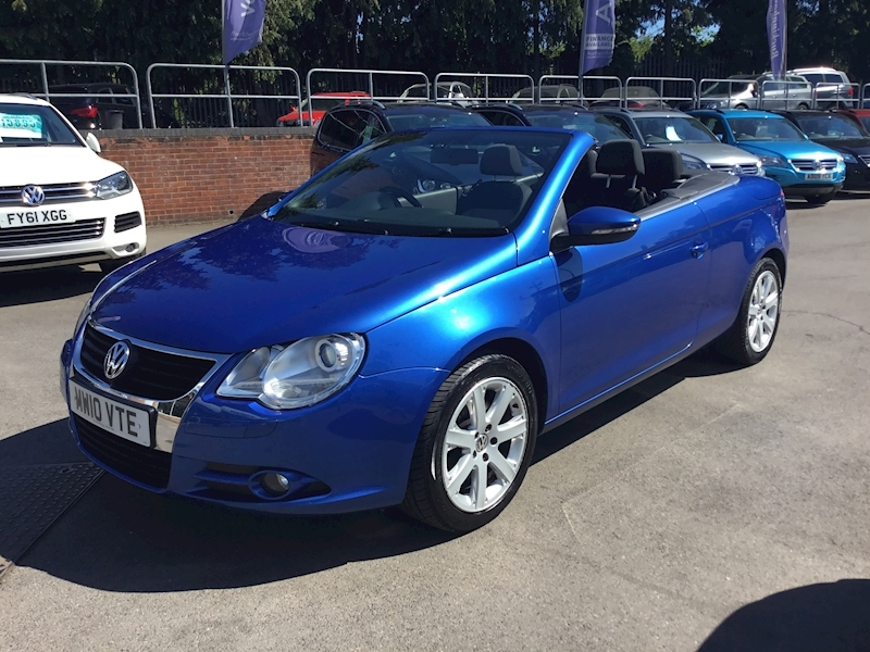 Eos Se Tdi Convertible 2.0 Manual Diesel