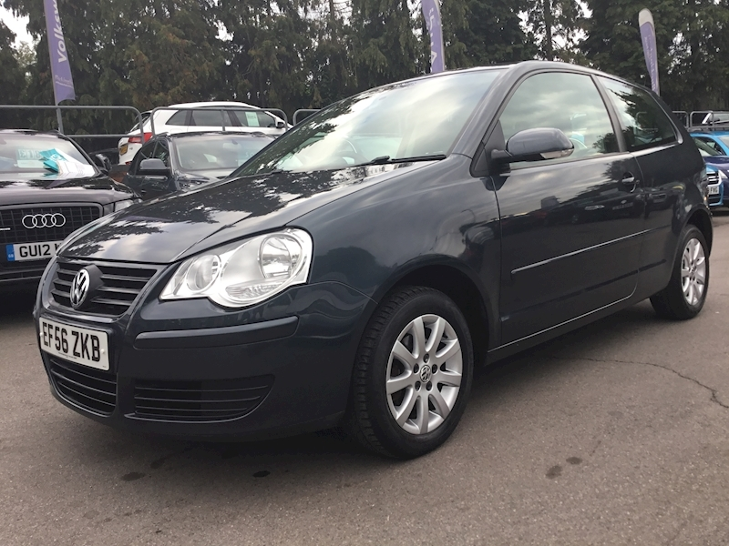 Volkswagen Polo 1.4 Se (79Bhp) (1 LADY OWNER+AIR-CON)