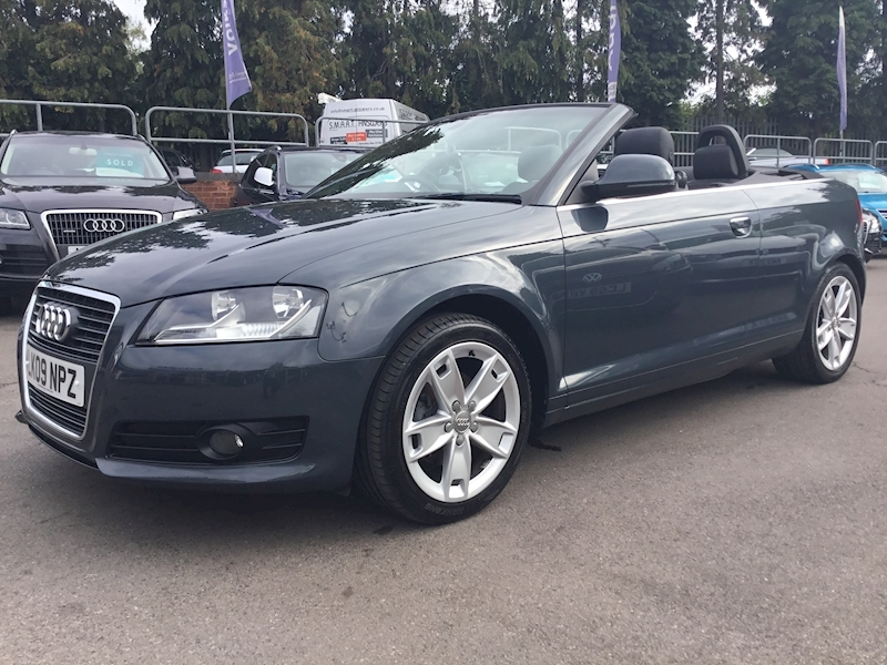 Audi A3 1.8 Tfsi Sport (HEATED LEATHER+CRUISE)