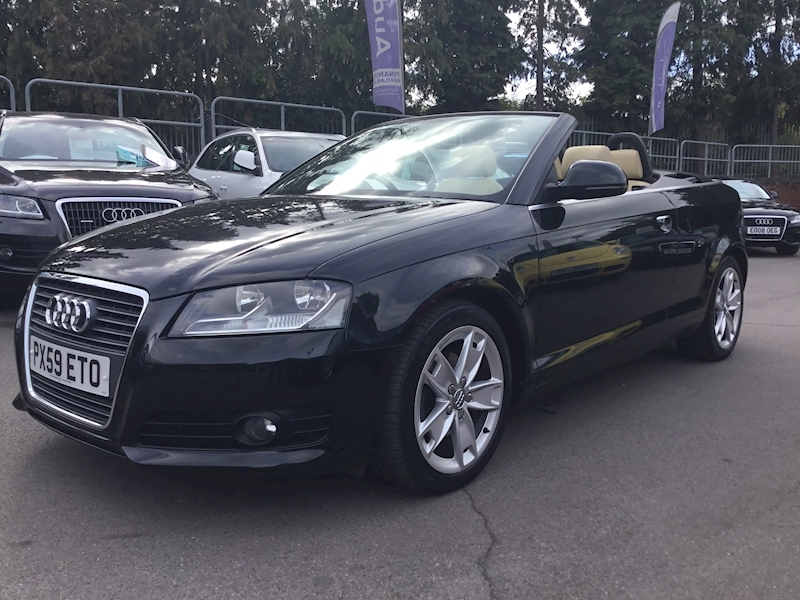 Audi A3 2.0 Tdi Sport (FULL HEATED LEATHER)