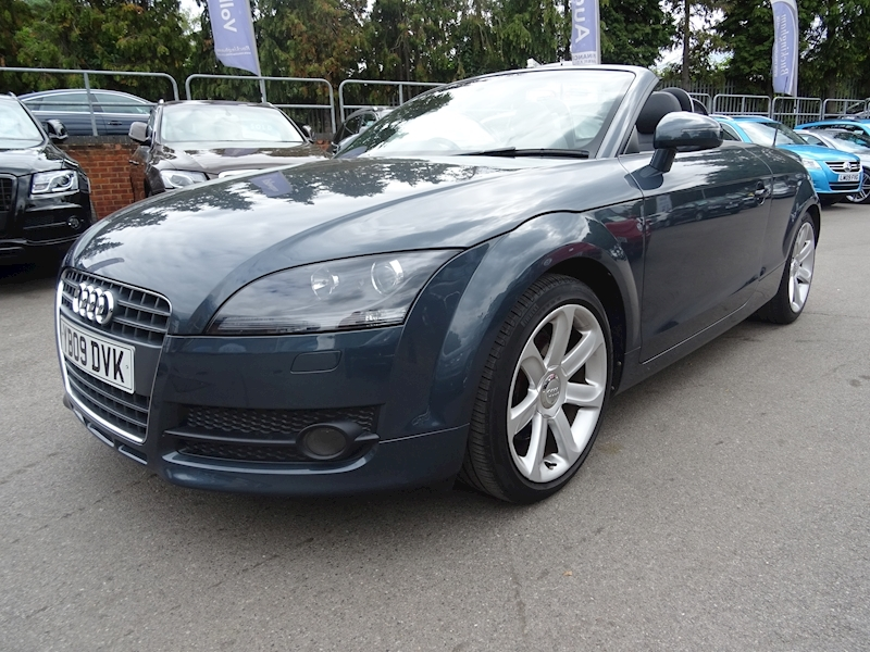Audi Tt(2) 2.0 Tfsi  200 BHP (LEATHER/ALCANTARA)