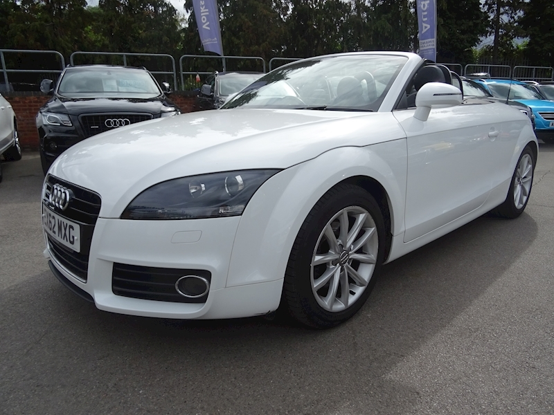 Audi Tt 1.8 Tfsi Sport (HEATED LEATHER/ALCANTARA)