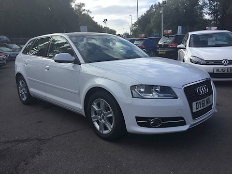 A3 Sportback Tfsi Special Edition Hatchback 1.2 Manual Petrol