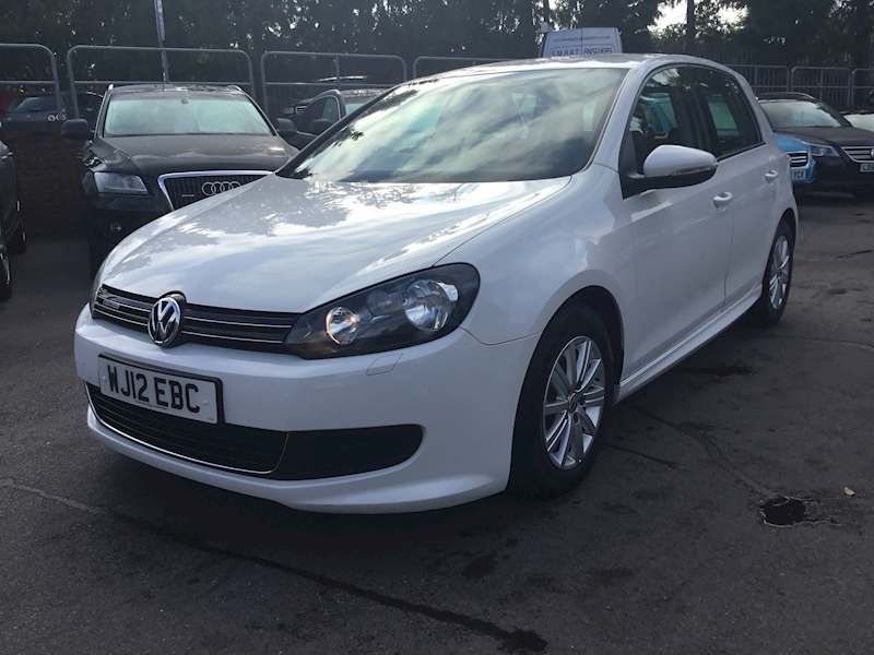 Volkswagen Golf 1.6  Tdi Bluemotion Tech
