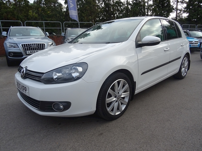 Volkswagen Golf 2.0 Gt Tdi (CRUISE+SPORTS SEATS/SUSPENSION)