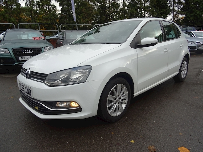 Volkswagen Polo 1.0 Se (AIR-CON+ZERO DEPOSIT FINANCE)