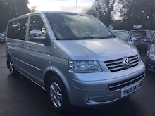 Volkswagen Caravelle 2.5 Executive Tdi (174Bhp) HUBMATIK AMF WHEELCHAIR ACCESS - Thumb 7